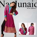 NazJunaid Winter Dress 4