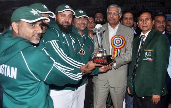 Pakistan Baseball Asia Cup