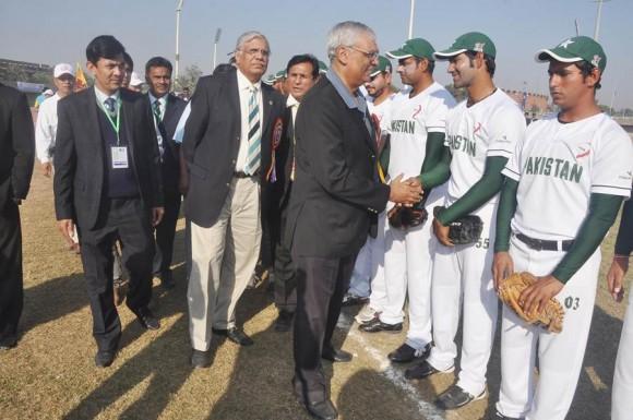 Pakistan Baseball Team
