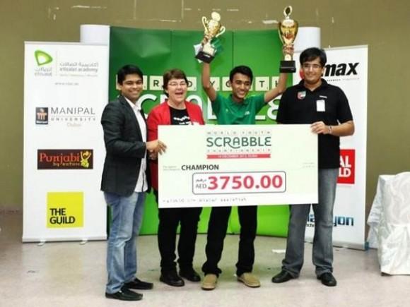 Pakistan Scrabble Champions 1