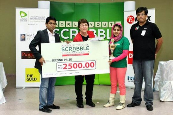 Pakistan Scrabble Champions 2