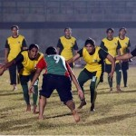 Pakistani Women To Comete In Kabaddi World Cup