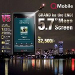 QMobile Noir V5 High End Smartphone - Specs and Price