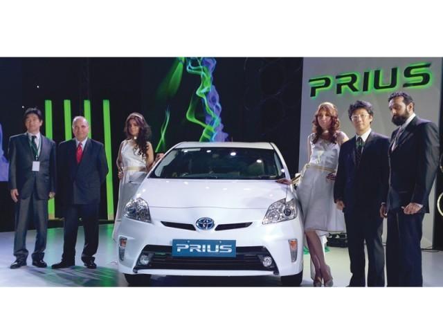 Toyota Prius Pakistan