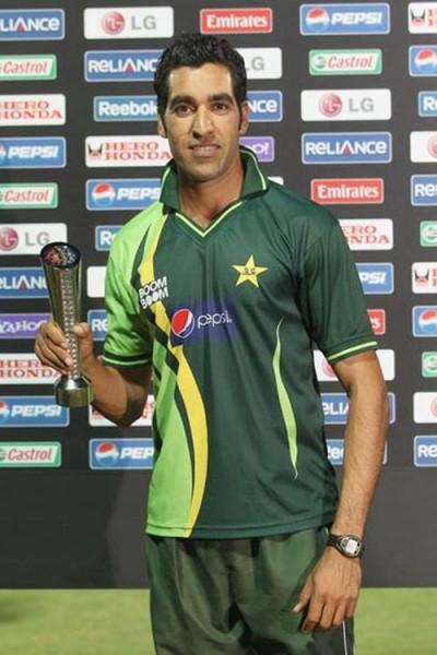 Umar Gull T20 ICC Award