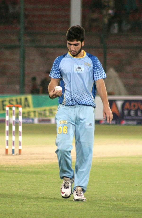 Usman Khan T20 Series