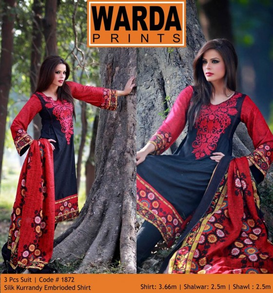 Warda Winter Silk 1