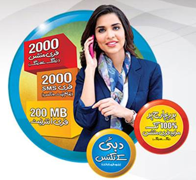 Zong Reconnect Campaign