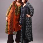 Zunaira Lounge Winter Dress 1