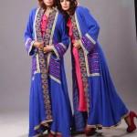 Zunaira Lounge Winter Dress 7