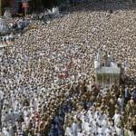 Dr Muhammad Burhan uddin Bohra funeral procession
