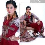 Ghani Textile Winter Dress 1