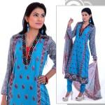 Ghani Textile Winter Dress 11