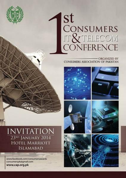 IT Telecom Conference Pakistan 2014