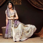 Mashaal Moazzam Bridal Dresses Designer Collection 2014