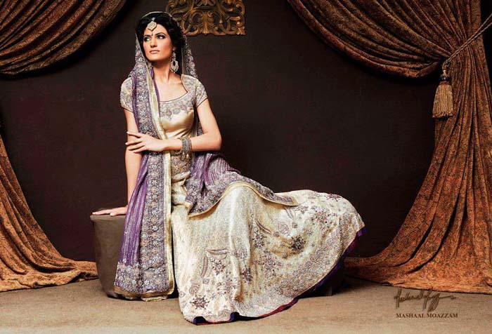 Mashaal Moazzam Bridal Dress 2