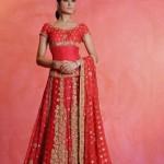 Mashaal Moazzam Bridal Dress 6