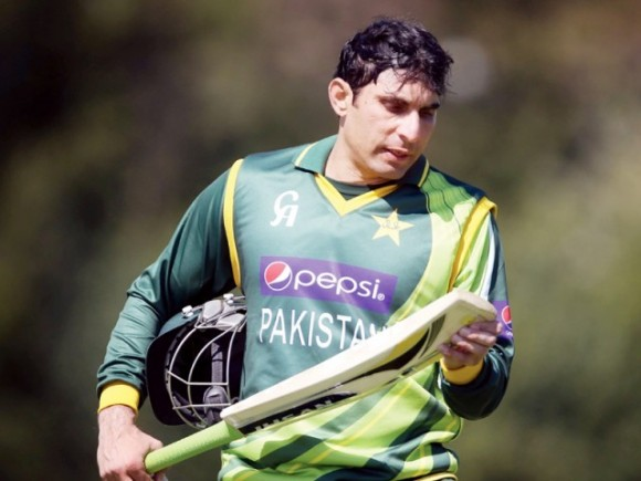 Misbah Imran Khan Record