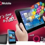 QMobile QTab X50 Tablet PC Specs and Price