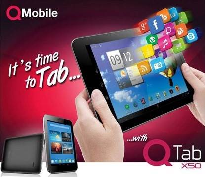 QMobile Tablet Price