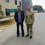Shahid Afridi General Raheel Sharif