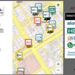 Warid ATM Locator App Service