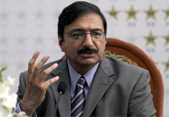 Zaka Ashraf PCB Chairman