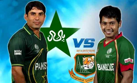 pakistan vs bangladesh 2014