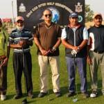 33rd CAF Open Golf Championship Karachi 2014