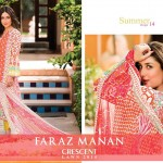 Crescent Lawn Summer Collection 2014 ft. Kareena Kapoor