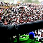Imran Khan Addressing in Chund Bharwana Jhang By-Election