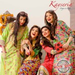 Kayseria Clothing Summer Collection 2014 by Bareeze