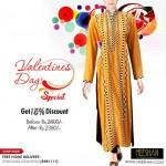 Meeshan Valentine's Day Discount 1