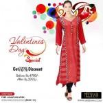 Meeshan Valentine's Day Discount 6