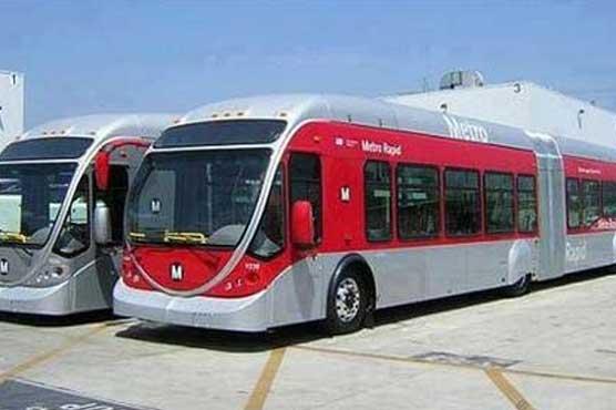 Metro Bus Service Multan