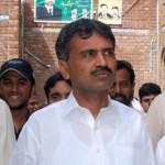 Mudassar Qayyum Nahra MNA Gujranwala