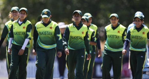 PCB Women Cricket T20 Team 2014