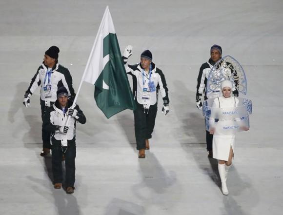 Pakistan Suchi Winter Olympics 2014