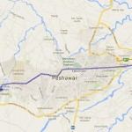 Peshawar Metro Route Map - Hayatabad to Chamkani