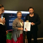 Shahid Afridi Day 5 February By Mayor of Port Arthur