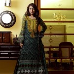 Suman Ayesha Premium Lawn Designer Collection 2014