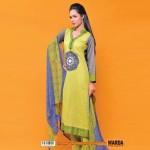 Warda Lawn 2014 Chiffon Dress 4