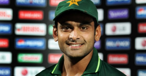 Hafeez T20 World Cup 2014