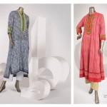 Junaid Jamshed 2014 Lawn Dress 15