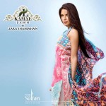 Kamal Lawn Collection  S/S 2014 By Zara Shahjahan