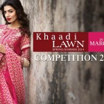 Khaadi Lawn Spring Summer Collection 2014