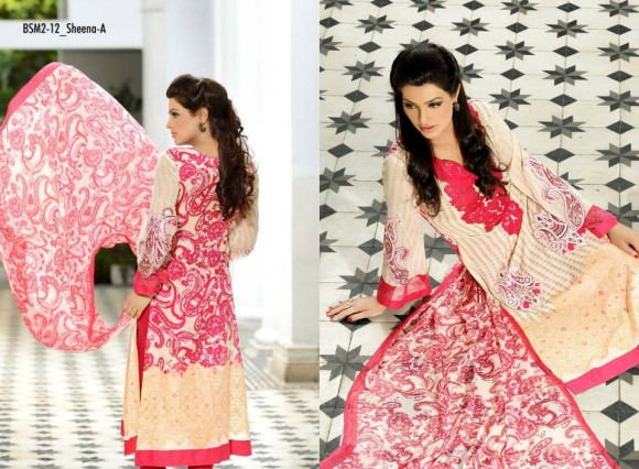 Lala Textiles 2014 Blossom Lawn 7