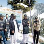 Malam Jabba 2014 Snow Festival 2