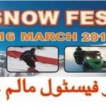 Malam Jabba 2014 Snow Festival 3