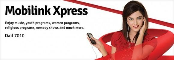 Mobilink Xpress Radio